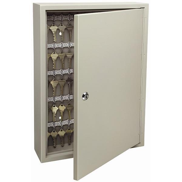 """Kidde Key Cabinet Pro, 120 Key, 19 1/2""""H x 13 5/8""""W x 4 3/4""""D"""