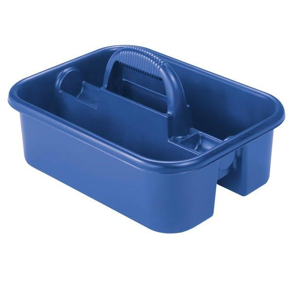 Akro-Mils® Tote Caddy, Blue