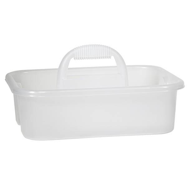 Akro-Mils® Tote Caddy, Clear