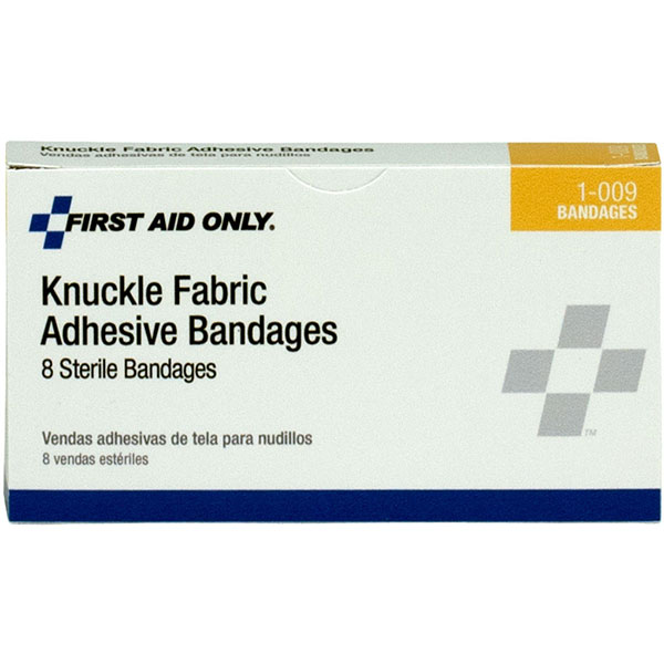 Knuckle Fabric Adhesive Bandages