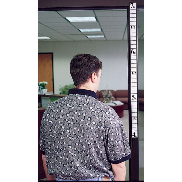 Brady® Reflective Height Indicator Tape