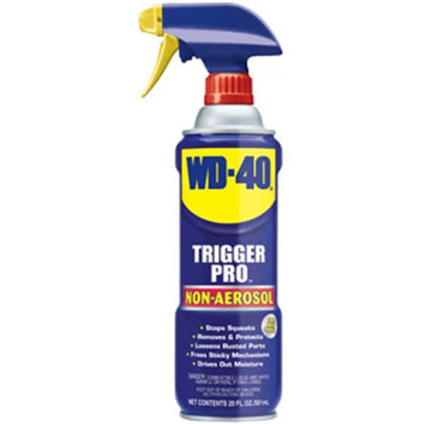 WD-40® Trigger Pro® Can