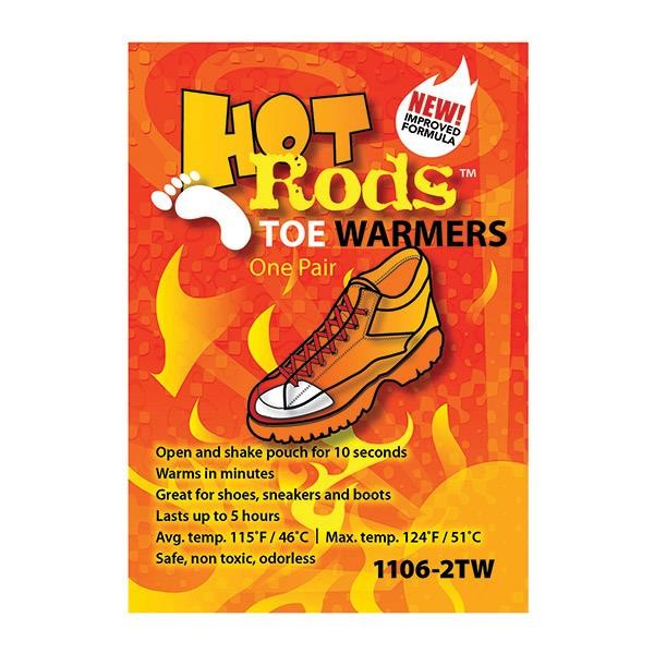 "OccuNomix Hot Rodsâ""¢ Toe Warmers, 5/Pair"