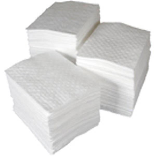 "SPC® Basic® Oil Only Heavy Weight Pads, 15"" x 17"", 100/Bale"
