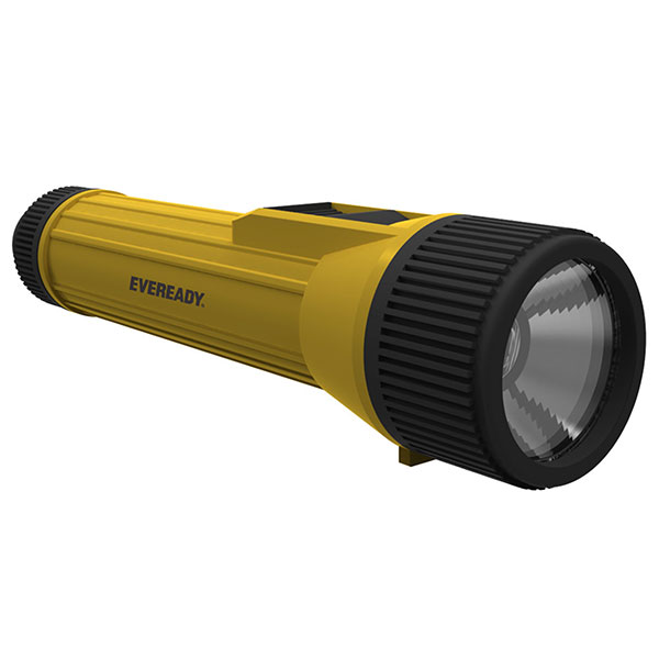 Energizer® Industrial® Heavy-Duty 2AA LED Flashlight