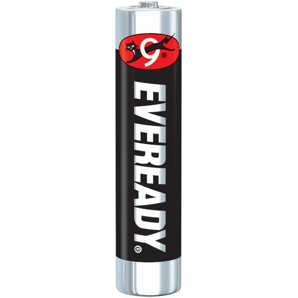 Eveready® Super Heavy Duty AAA Batteries, 4/Pkg