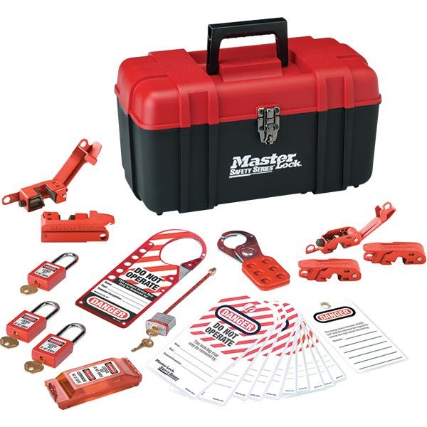 Master Lock® Personal Lockout Kit (Electrical)