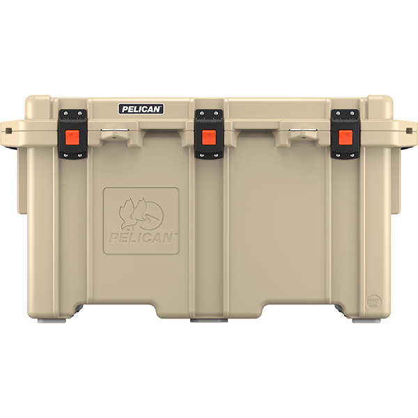"Pelicanâ""¢ Elite Cooler, 150 qt, Tan"