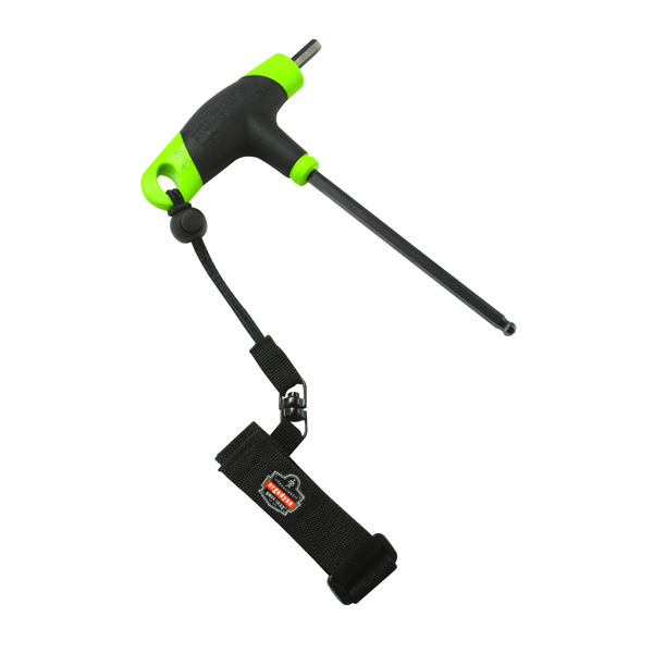 Ergodyne® Squids® 3115 Wrist Tool Lanyard, Large/X-Large
