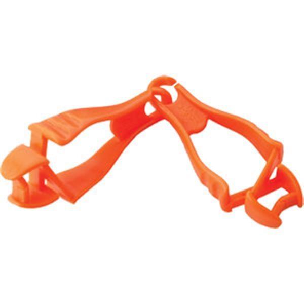 Ergodyne® Squids® 3400 Grabbers w/ Dual Clips, Orange
