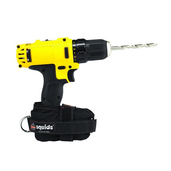 "Ergodyne® Squids® 3780 Power Tool Trap, Small (Fits Power Tool Batteries up to 3 1/2""L x 2 1/2""H x 2 3/4""W)"