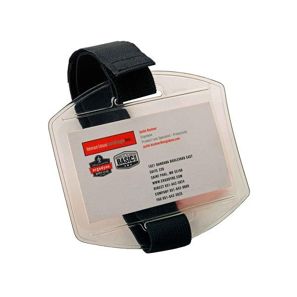 Ergodyne® Squids® Vinyl Arm Bad ID/Badge Holder