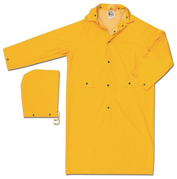 MCR Safety® Classic 2-Piece Raincoat, 2X-Large