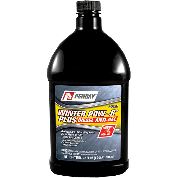 Penray® Winter Pow-R® Plus Diesel Fuel Treatment