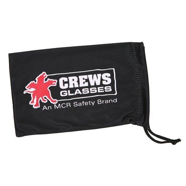 MCR Safety® Satin Eyeglass Bag