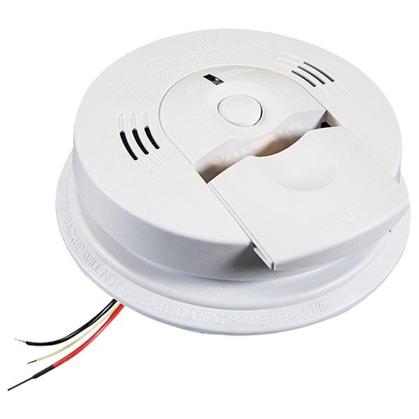 Kidde AC/DC CO/Smoke Combo Alarm (Ionization)