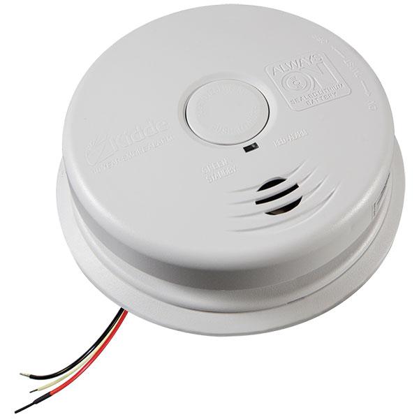 Kidde Worry-Free AC/DC Smoke Alarm (Ionization)