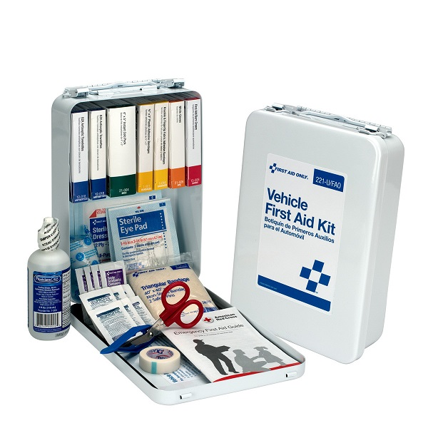 25-Person Vehicle First Aid Kit
