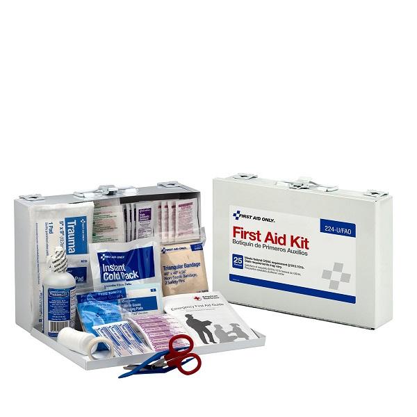 25-Person Bulk First Aid Kit
