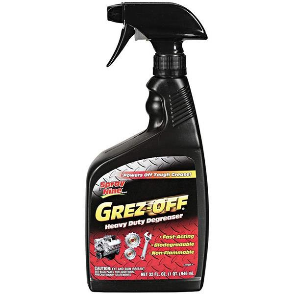ITW ProBrands™ Spray Nine® Grez-Off® Degreaser