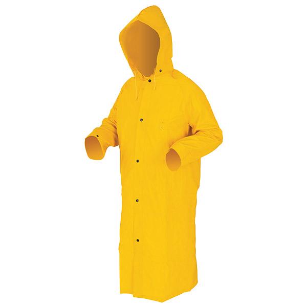 "MCR Safety® Classic Plus 2-Piece Raincoats, 49"", Large"