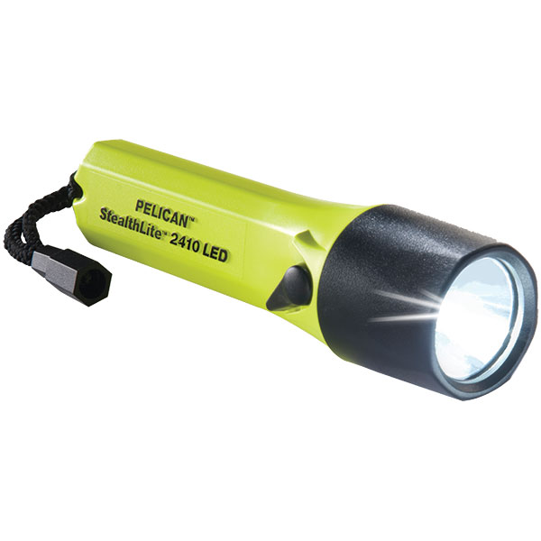 "Pelicanâ""¢ StealthLiteâ""¢ LED (2410) Flashlight"