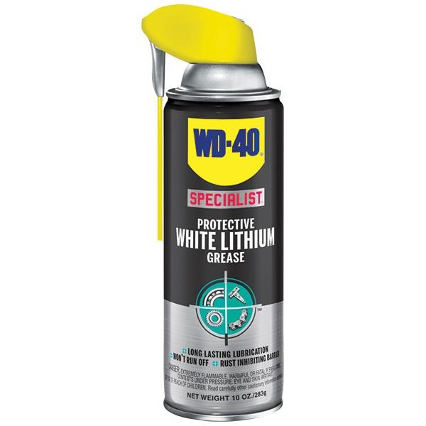 WD-40® Specialist® Protective White Lithium Grease