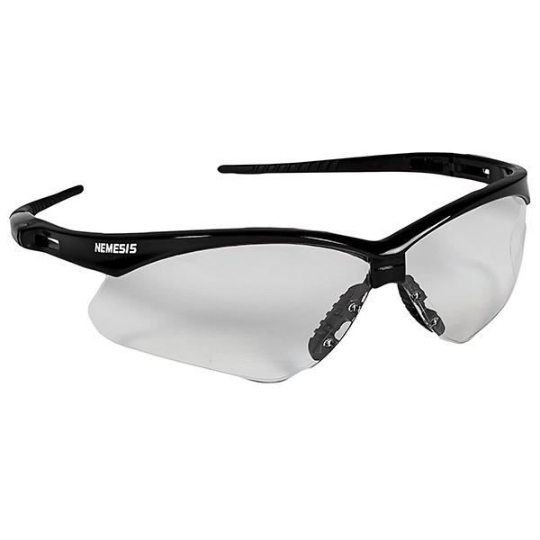 Jackson* V30 Nemesis* Eyewear, Black Frame, Clear Lens