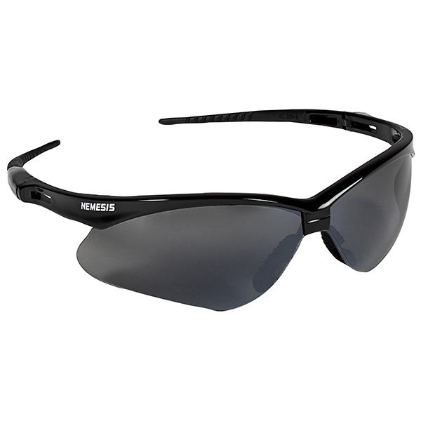 Jackson* V30 Nemesis* Eyewear, Black Frame, Smoke Mirror Lens