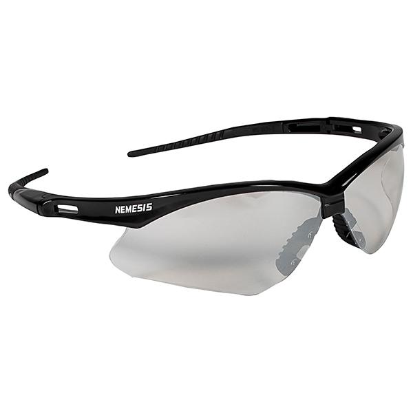 Jackson* V30 Nemesis* Eyewear, Black Frame, Indoor/Outdoor Clear Lens