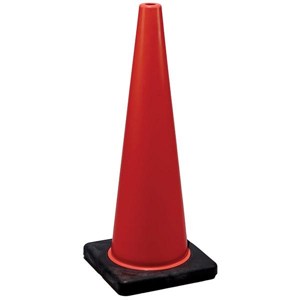 """DW Series Traffic Cone, 28"""", 7 lb"""