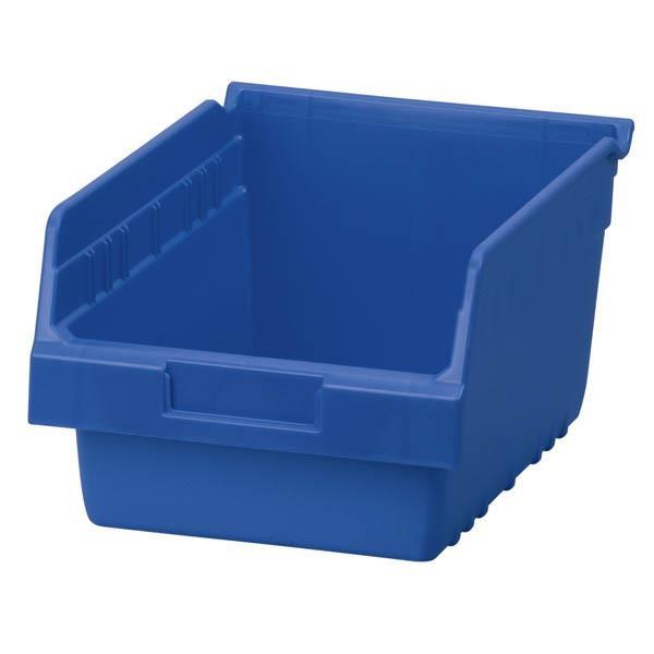 """Akro-Mils® ShelfMax® Bin, 11 5/8""""L x 6""""H x 8 3/8""""W, Blue"""