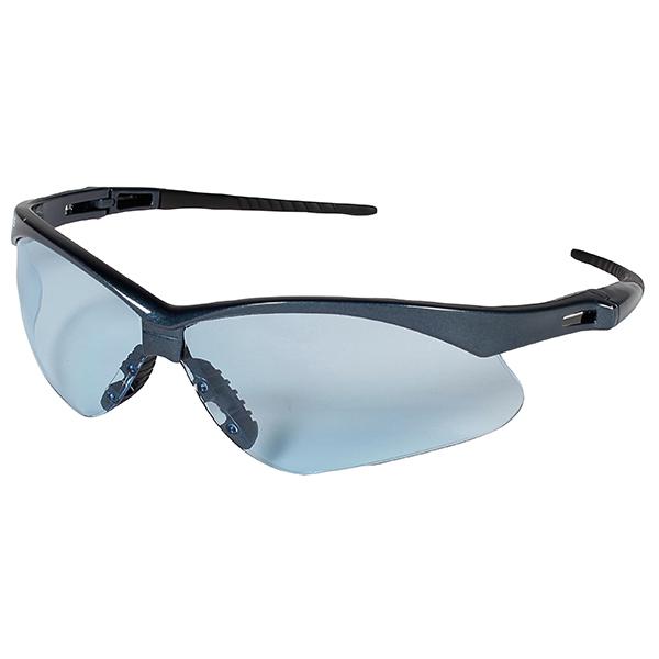Jackson* V30 Nemesis* Eyewear, Blue Frame, Light Blue Lens