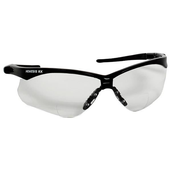 Jackson* V60 Nemesis* RX Eyewear, Clear Lens, +1.5 Diopter