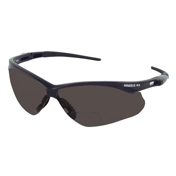 Jackson* V60 Nemesis* RX Eyewear, Smoke Lens, +1.5 Diopter