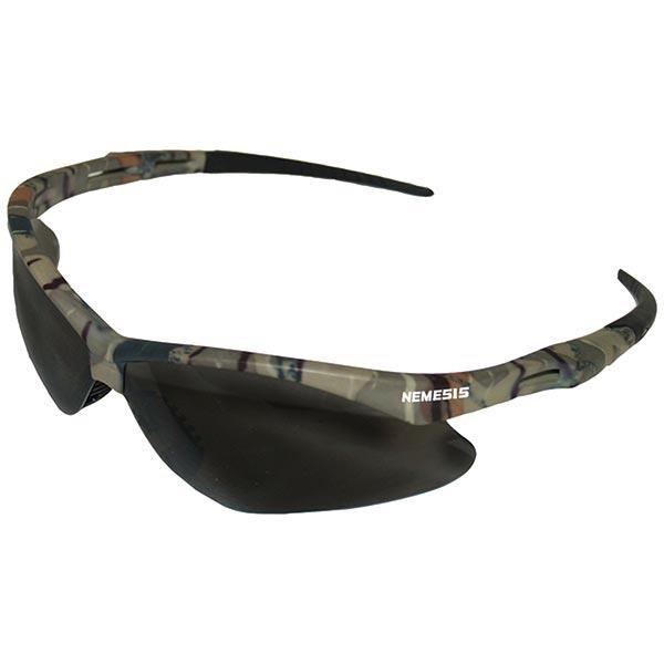 Jackson* V30 Nemesis* Eyewear, Camo Frame, Smoke Anti-Fog Lens