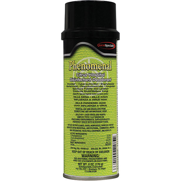 QuestSpecialty® Phenomenal Disinfectant Fogger