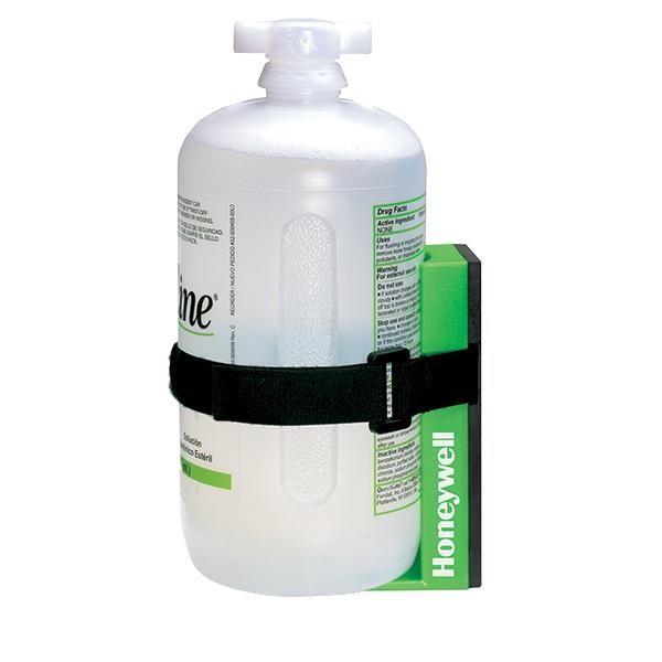 Honeywell® Eyesaline® Universal Bottle Mount, 4/Case (Fits Bottles Up to 32 oz)