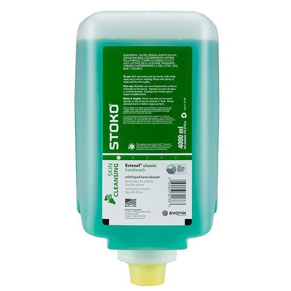 Deb Group Estesol® Classic Light-Duty Hand Cleanser, 4 L Bottle, 2/Case