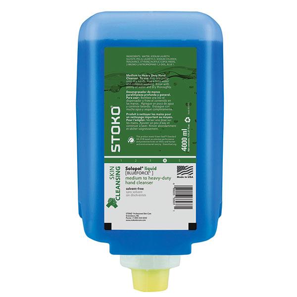 Deb Group Solopol® Liquid Hand Cleanser, 4 L Refills, 2/Case