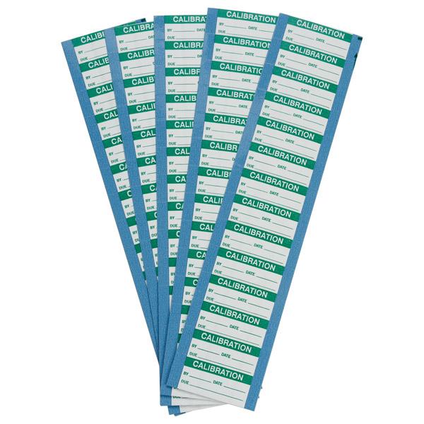 Brady® Calibration Labels