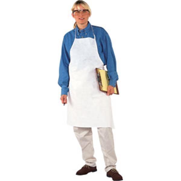 KleenGuard* A20 Aprons w/o Pockets, White