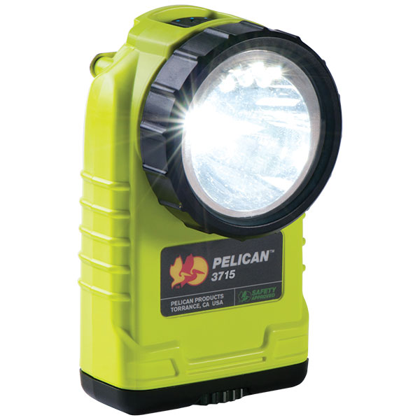 "Pelicanâ""¢ Right Angle LED (3715) Flashlight"