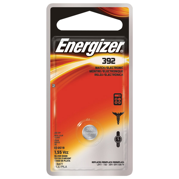 Energizer® 392 Battery