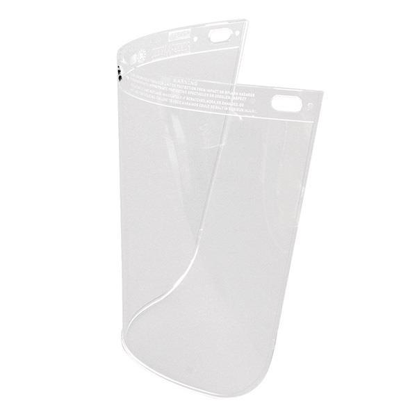 "Fibre-Metal® Face Shield, Standard View, 8"" x 11 1/4"" (Fits F300 Frame)"