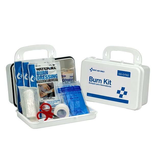 Hard-Sided Burn Kit