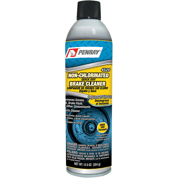 Penray® Non-Chlorinated Quick Dry Brake Cleaner