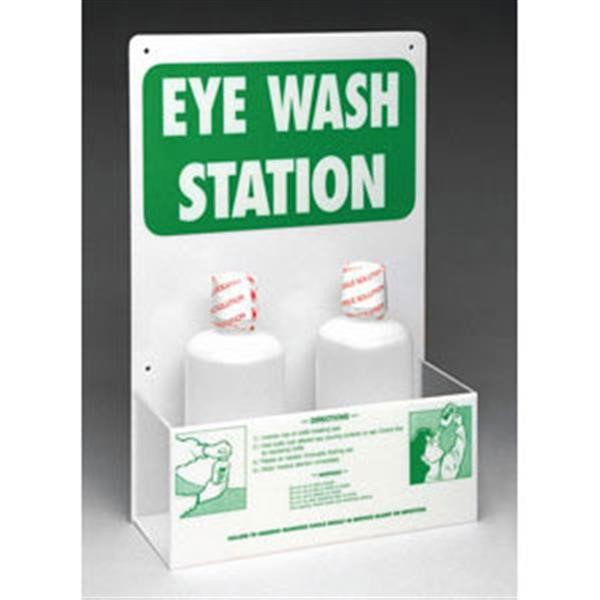 Brady® Eyewash Station/Sign