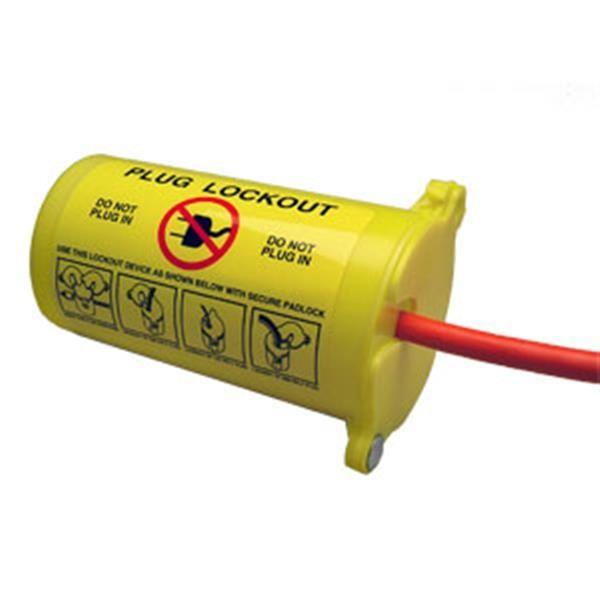 Brady® 3-In-1 Plug Lockout