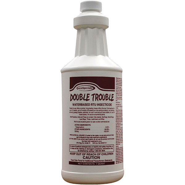 QuestSpecialty® Double Trouble Ready-To-Use Insecticide